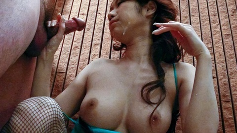 Huuka Takanashi big boobs bounce while fucking!