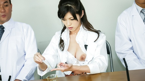 Japanese milf movie with sexy Sara Yurikawa