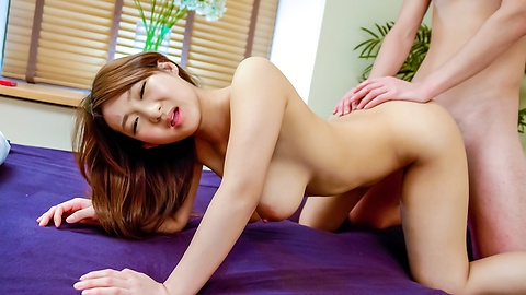 Sweet POV adventure with big tits babe Marin Koyanagi