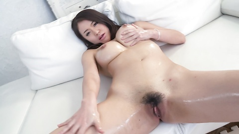 Japan cum on babes huge melons and face