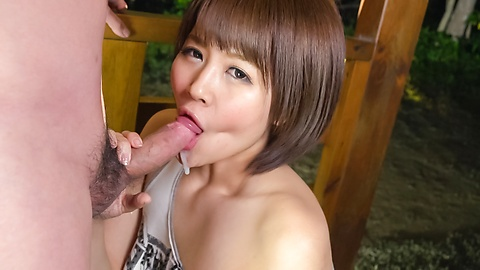 Japan hand job along cute Saya Tachibana