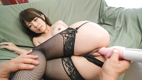 Japanese maturbate video with Yura Kurokawa